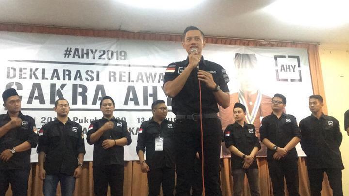 Cawapres Prabowo: AHY dan Sandiaga Uno