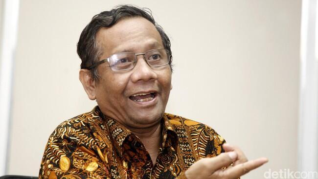 Mahfud Md, Kandidat Cawapres Jokowi Sejak 2014