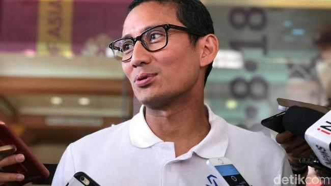 Demokrat Tolak Sandiaga Jadi Cawapres Prabowo
