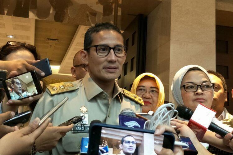 Nama Sandiaga Uno yang Tiba-tiba Muncul Jadi Kandidat Cawapres Prabowo