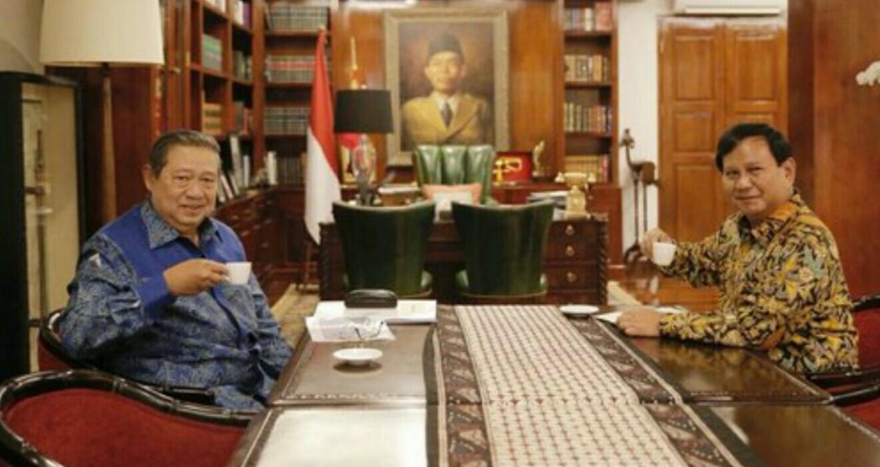Waketum Gerindra balas Demokrat: SBY jenderal suka terima kardus duit korupsi