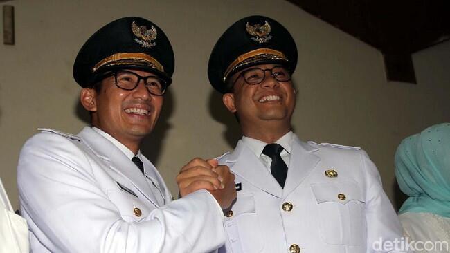 Sandiaga Sudah Bicara ke Anies Soal Cawapres Prabowo