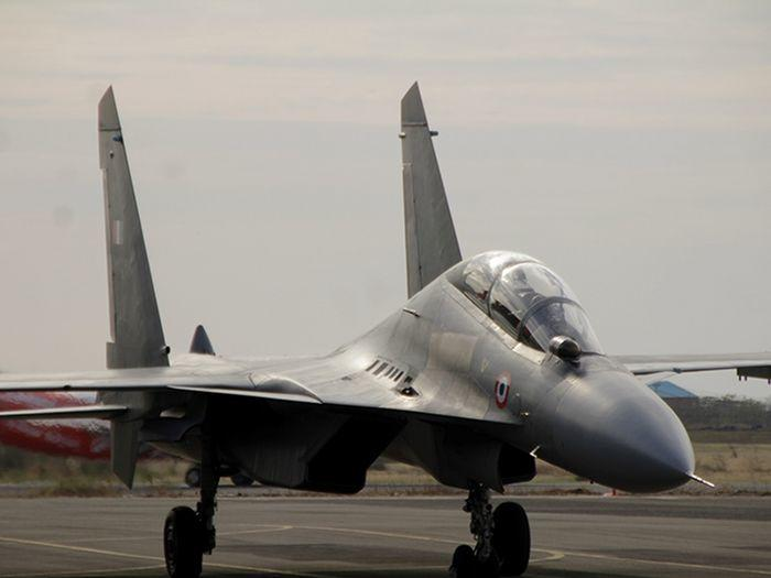 Jet tempur Sukhoi-35 segera mengudara di Indonesia