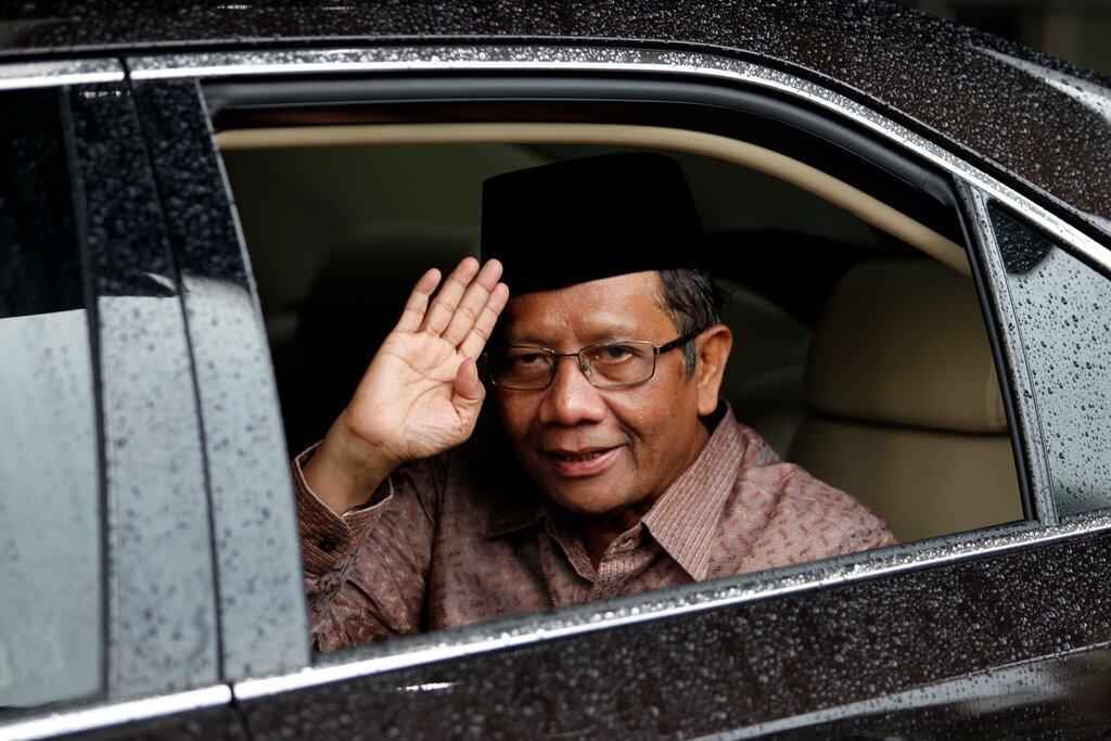 Yenny Wahid: NU Senang bila Mahfud MD Pendamping Jokowi
