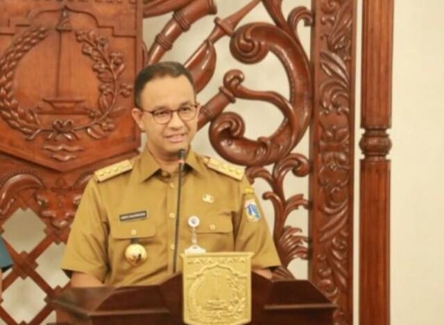 Anies Tahu Sandi Ditawarkan Cawapres