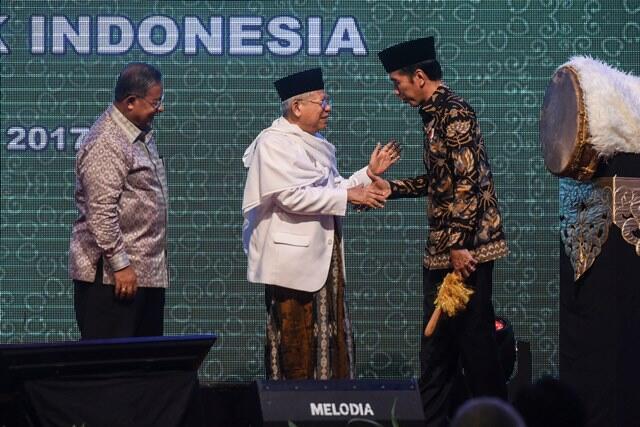 NasDem: Kiai Ma'ruf Melengkapi Jokowi