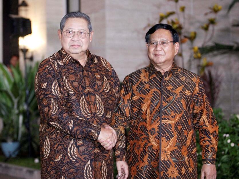 Prabowo Tegaskan Demokrat-Gerindra Masih Bermusyawarah