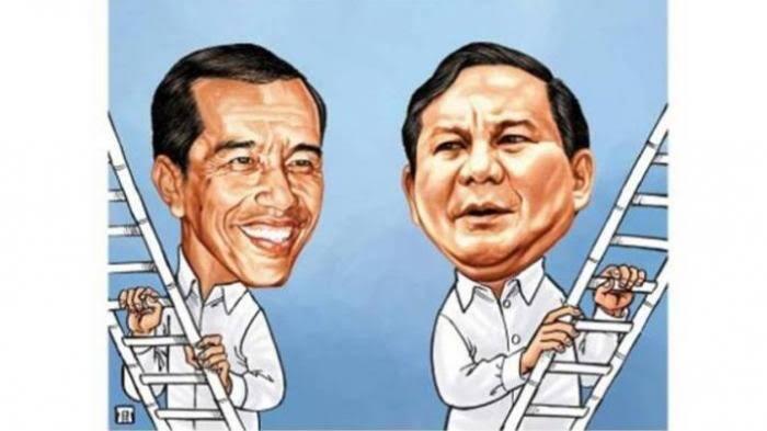 Jokowi 2 Periode Semakin Dekat, Ketika Ma'ruf Amin Menjadi Cawapres