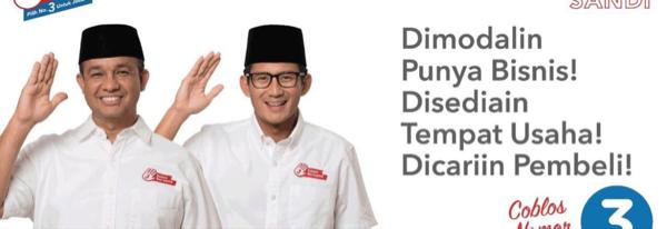Prabowo dan Sandiaga Uno deklarasi siang ini