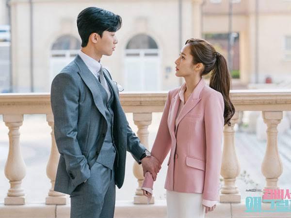 Drama What's Wrong With Secretary Kim Kisah Cinta Yang Bikin Kita Tertawa