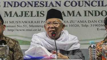 MUI Jabar TOLAK Ma'ruf Amin Jadi Cawapres Jokowi