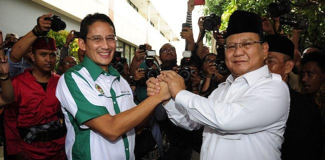 Demokrat: Prabowo Harus Tahu, Sandi Ingin Gulingkan Pencapresannya