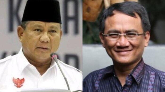 Elite Demokrat: Mental Prabowo Jatuh Ditubruk Uang Sandiaga Uno
