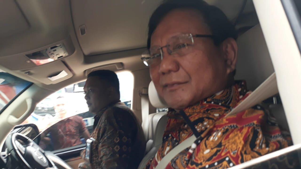 Prabowo Temui SBY Bahas Calon Alternatif, Bagaimana Nasib Koalisi?