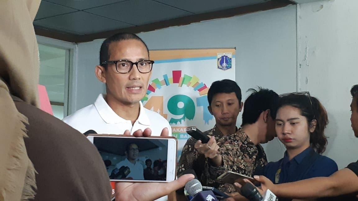 Pilpres 2019: Sandiaga Jadi Pendamping Prabowo? Ini Kata Gerindra