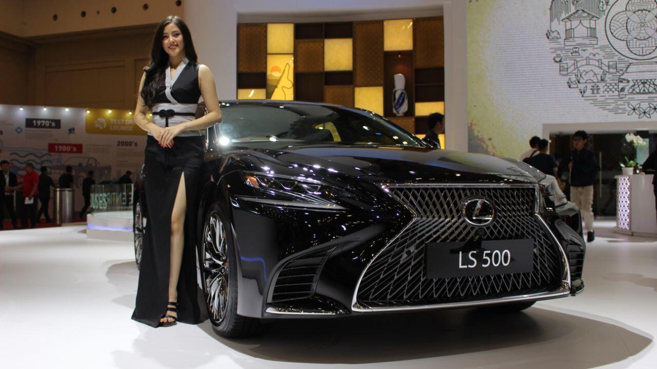 Biaya Pembuatan Booth Lexus Rp 15 Miliar, Seperti Apa Dalamnya?