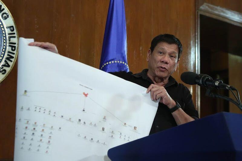 Presiden Filipina Hancurkan 76 Mobil Mewah dan Harley Senilai Rp79 M