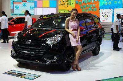 GIIAS 2018: Daihatsu Pamerkan Mobil-Mobil Spesial Edition