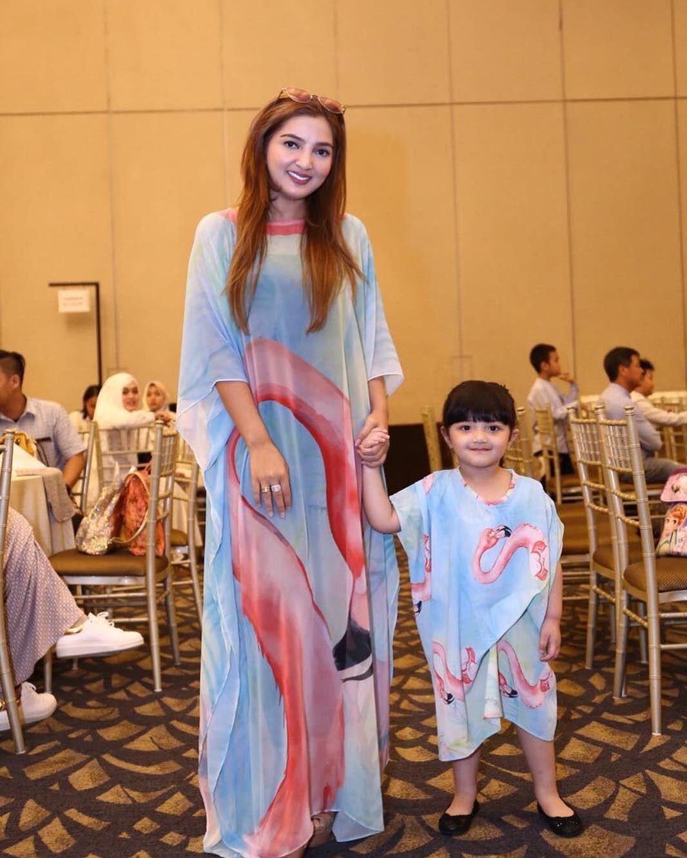 9 Nama Bayi Putri dari Anak Seleb Indonesia yang Mengandung Doa Indah