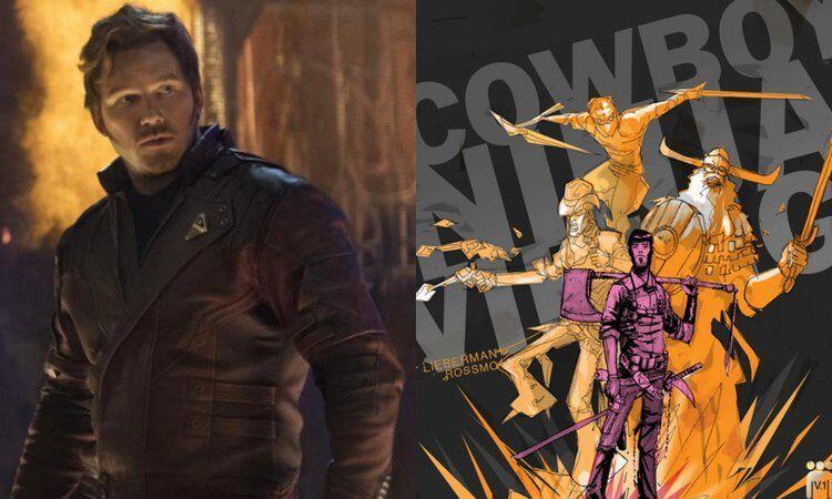 Film 'Cowboy Ninja Viking' Chris Pratt Juga Ditarik dari Jadwal Rilis
