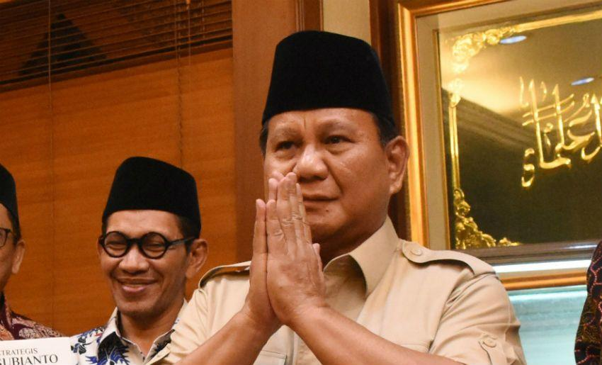 Pilpres 2019: PAN Akhirnya Resmi Dukung Prabowo