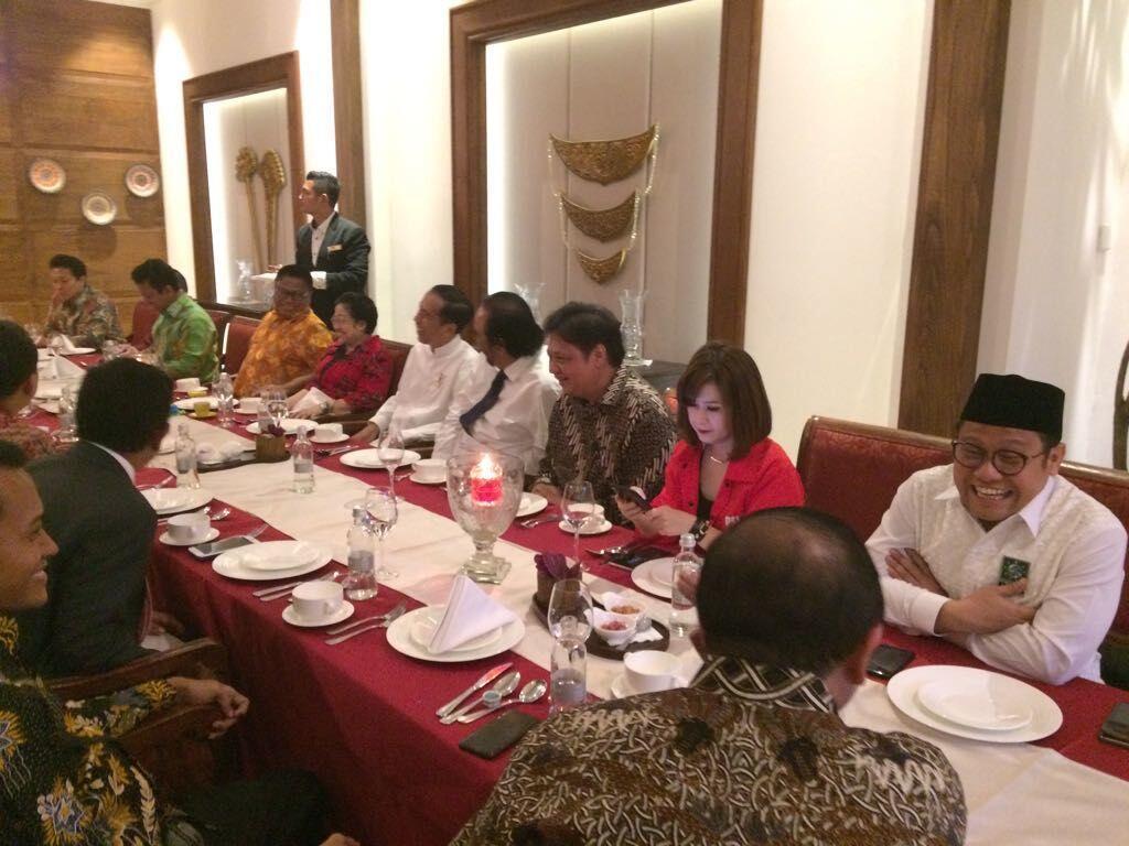Sekjen PKB: Jokowi Gandeng Ketua MUI Ma'ruf Amin Jadi Cawapres