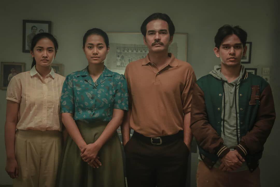 Sukses Perankan 'Ibu' di Film Kafir, Yuk Kenalan dengan Putri Ayudya