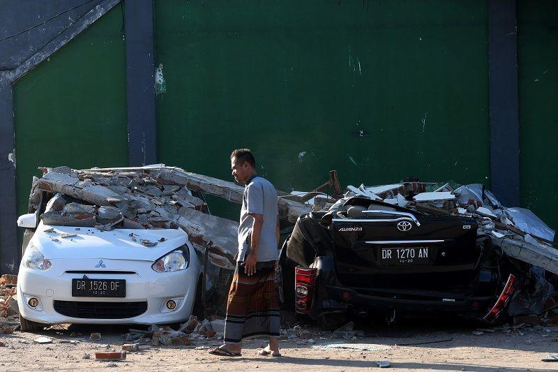 Lombok Diguncang Gempa, Kemensos Terjunkan Pendamping PKH