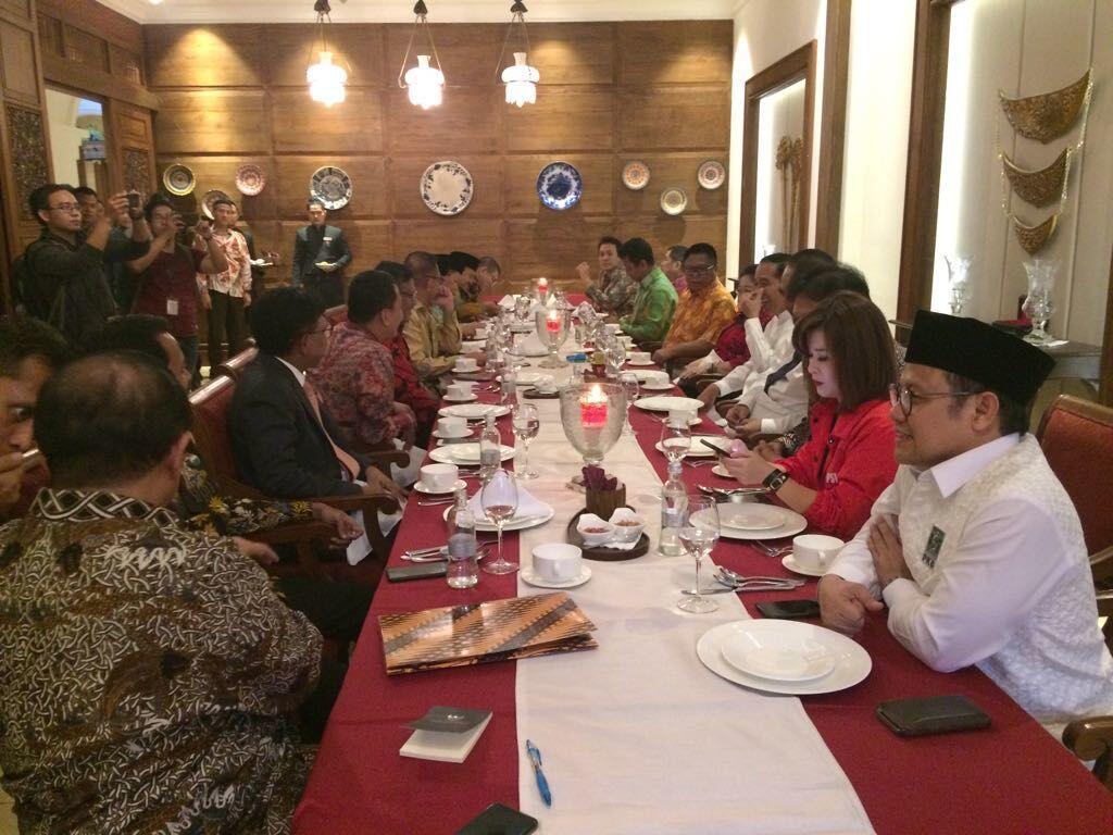 Jadi Cawapres Jokowi, PBNU: Maruf Amin Sudah NU Bahkan Sebelum Lahir