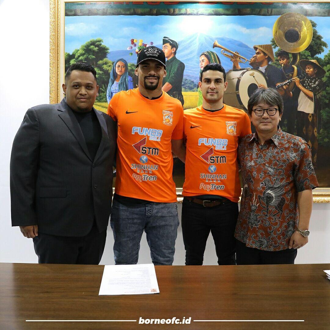 Rangkuman Hasil Bursa Transfer Tengah Musim Liga 1 2018