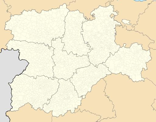 EDISI REGIONAL SPANYOL : SEGOVIA.