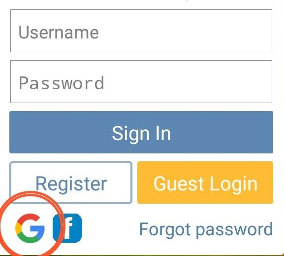 Ganti email yang terdaftar di android game?