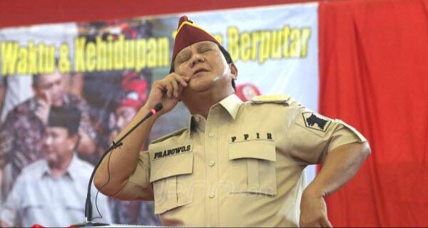 Arief Poyuono minta KH Ma'ruf Amin jangan campuri urusan Gerindra