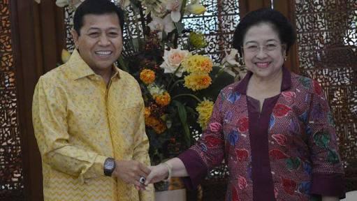 Ma'ruf Amin Baru Yakin Jadi Cawapres setelah Ditelepon Megawati