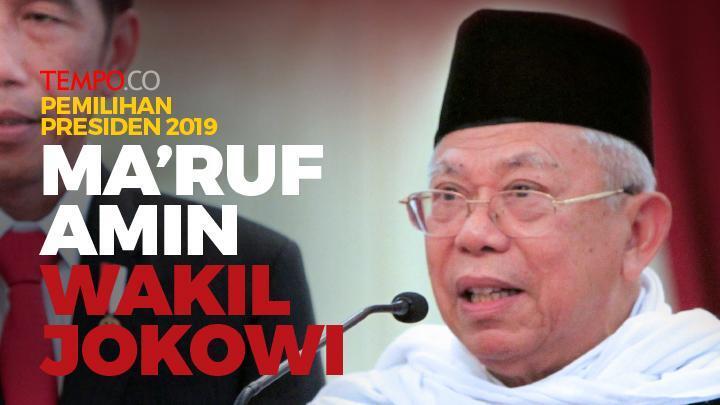 Ma'ruf Amin, Kyai Bergelar Profesor Hukum Ekonomi Islam