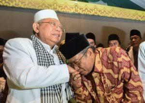 Muhaimin Terkejut Jokowi Pilih Ma'ruf Amin
