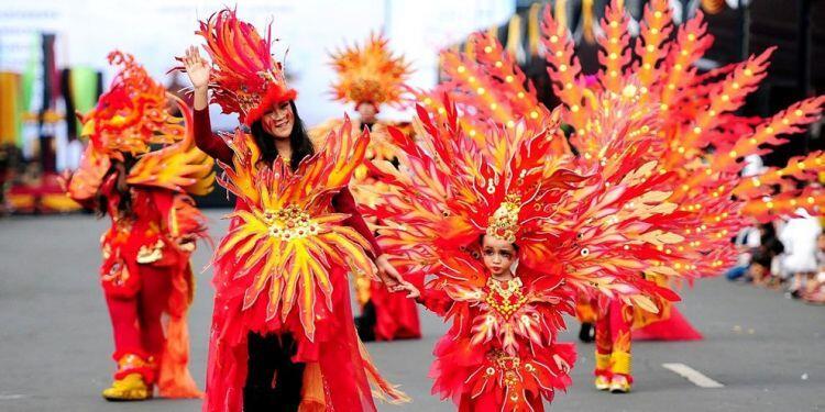 Prestasi Jember Fashion Carnaval yang Membanggakan Indonesia #IniIndonesiaku