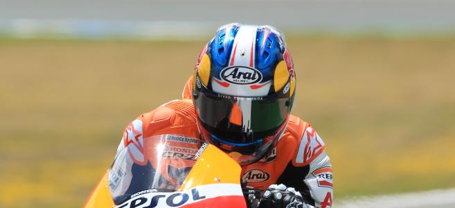 #IniIndonesiaku Salah Satu Helm MotoGP Terbaik Adalah Made in Indonesia