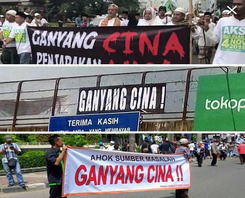 Muslim China Protes Rencana Penggusuran Masjid, Banyak Orang Menangis