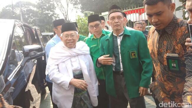 Ma'ruf: Belah Sono Ngomong Hargai Ulama Tapi Ijtimak Tak Didengar