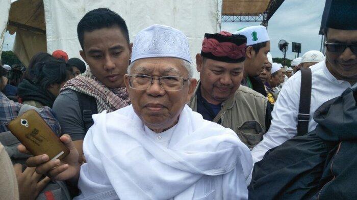 Ketum PPP: GNPF Pasti Kawal Ma'ruf Amin