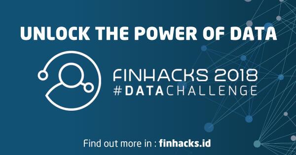 Finhacks 2018 #DataChallenge : Unlock The Power of Data