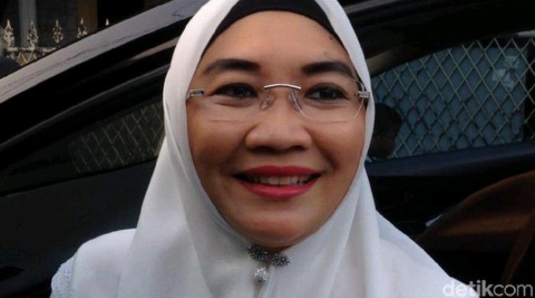 (Subhanallah) Istri Ma'ruf Amin Bangga Suaminya Jadi Cawapres Jokowi