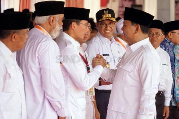 Prabowo-Sandiaga Deklarasi Jadi Capres-Cawapres 2019