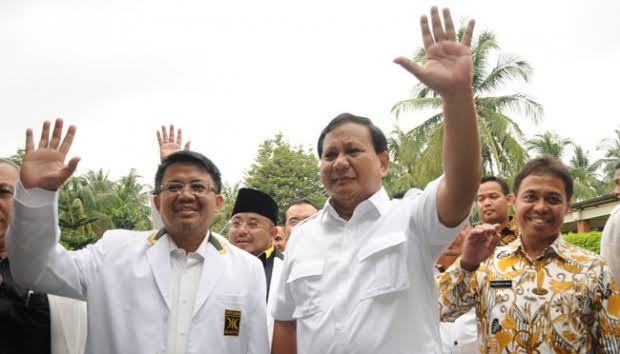 PKS Tak Dapat Cawapres, Prabowo Sampaikan Terima Kasih