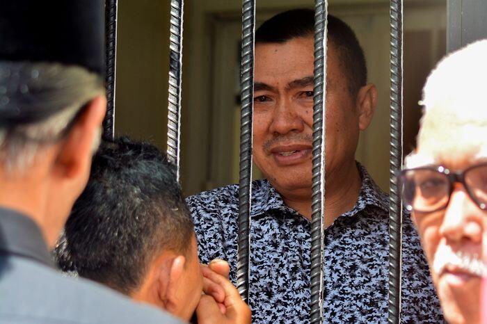 Wali Kota Malang dihukum dua tahun penjara