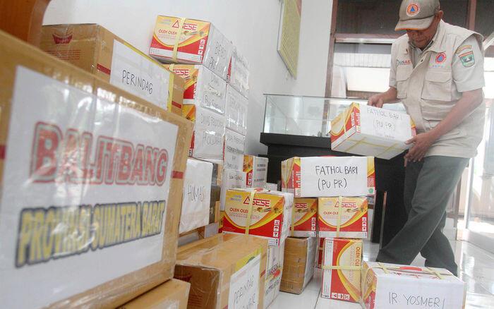 Daging rendang dan tiga versi korban jiwa gempa Lombok