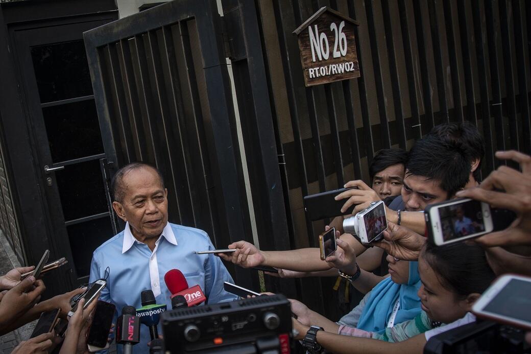 Syarief Hasan Sebut Gerindra Tidak Transparan