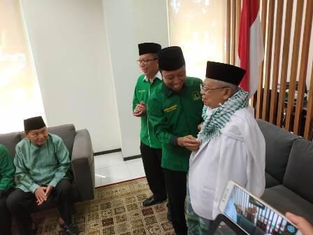 Kiai Ma'ruf Sindir Prabowo