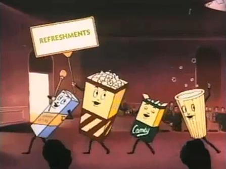 Popcorn : Camilan yang Menyelamatkan Bioskop